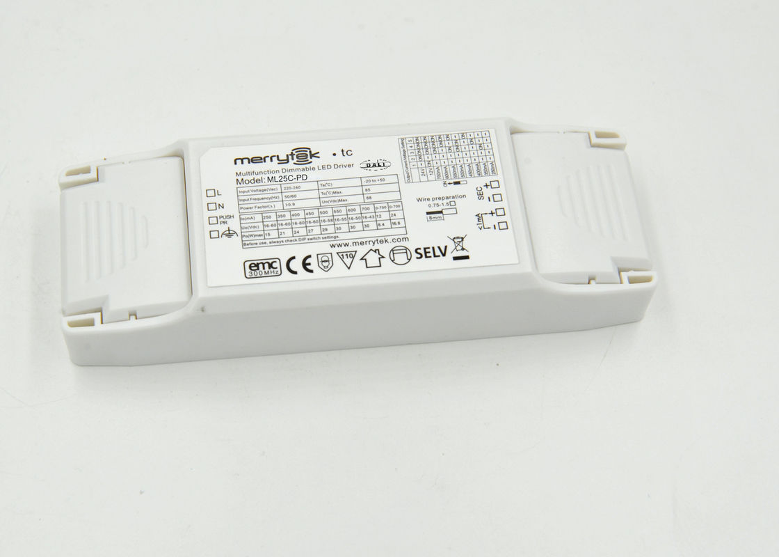 High Efficiency 58V Dali Dimming LED Driver 250mA / 350mA / 500mA / 700mA
